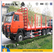 CE certificate 10 Ton Heavy duty Timber Trailer with Grapple