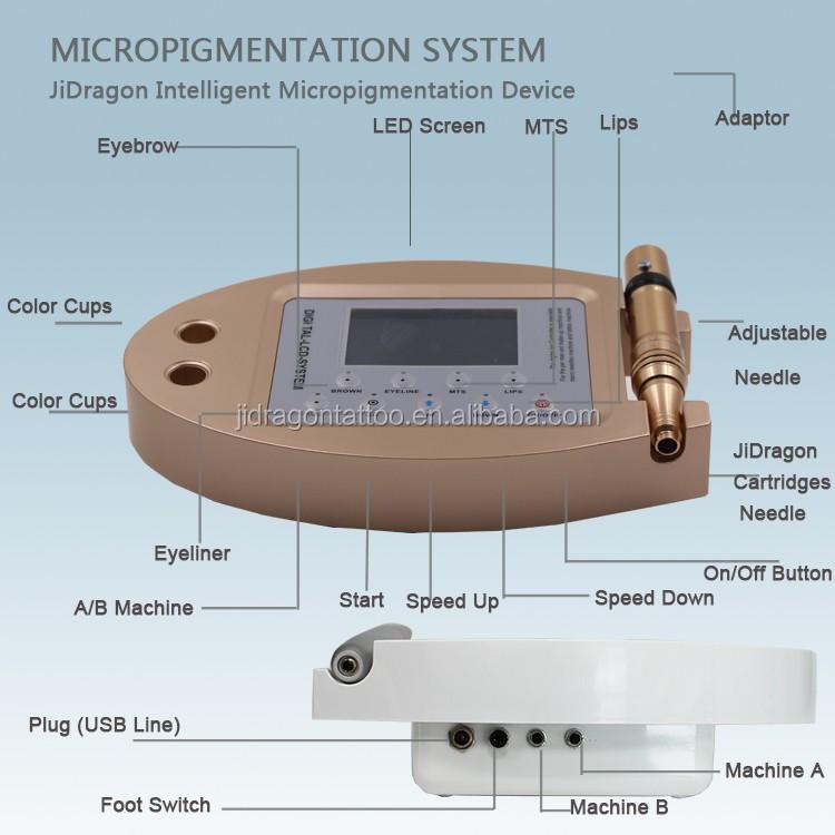 best micropigmentation machine
