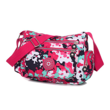 Fashion Ladies Sport Bag Kipled Durable Washed Nylon Single Strap Shoulder Bags