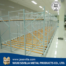 Gravity Roller Shelf , Warehouse Racking , Steel Racking