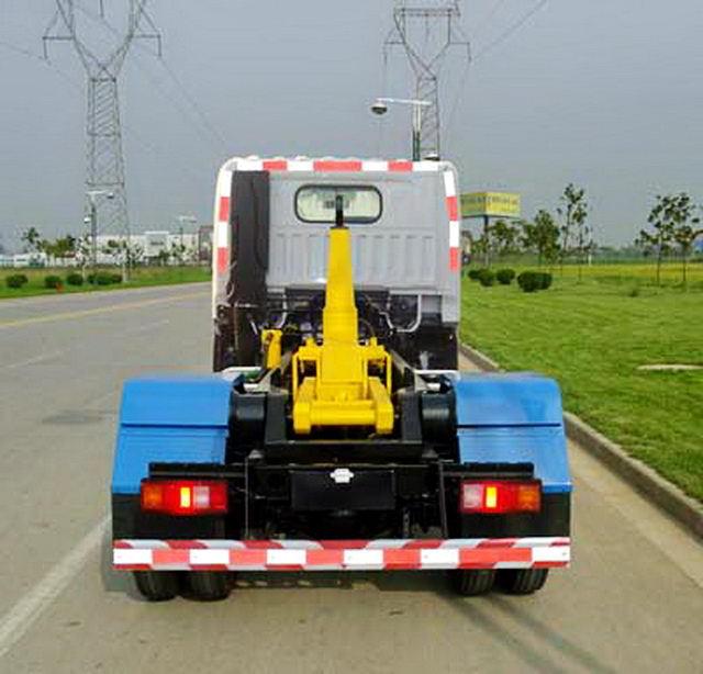 Garbage Truck Power Wheels : Nissan hooklift garbage truck power wheel