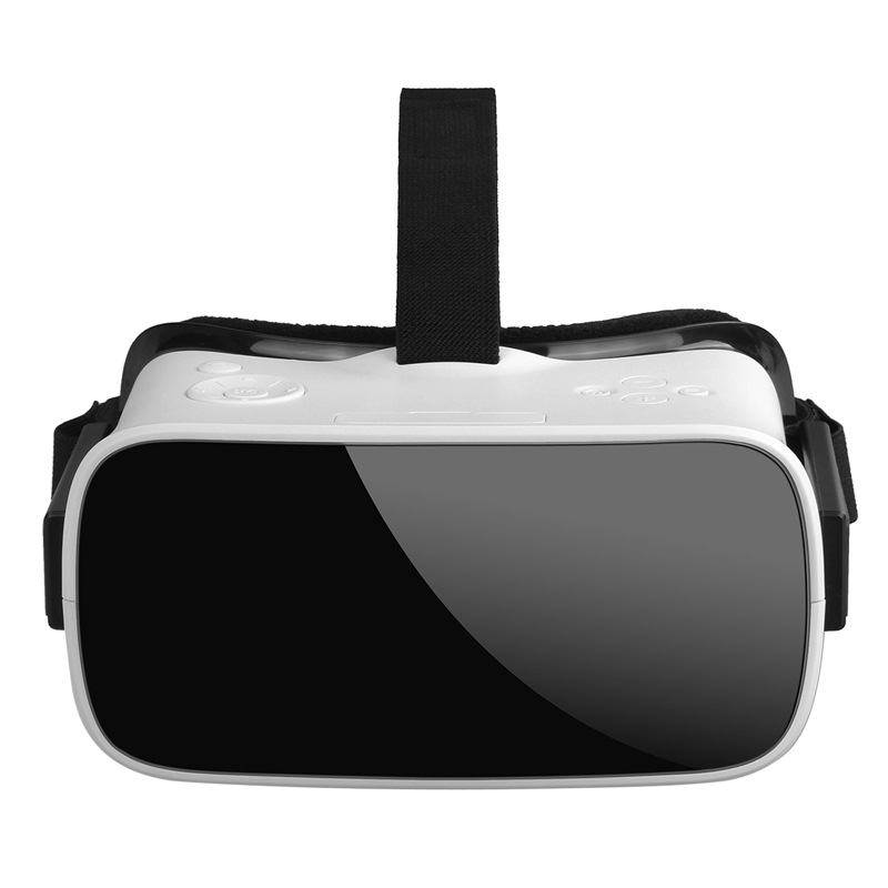 Vr 2016 Trending Hot VR5 All In One VR 3D Glasses With Screen Virtual Reality Video Glasses