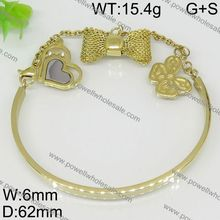 Goodwholesale unfinished wood bangles
