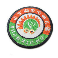 Company Uniform, Factory Uniform, Student Uniform Custom Embroidered Patches