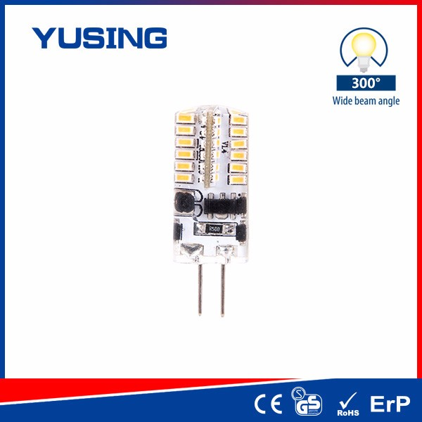 Small Size 1.5W LED Lamp G4 Mini Light SMD G4 LED 12V