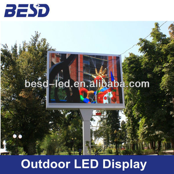 outdoor led display 3x2m /4x3m/6x4m <strong>video</strong> live outdoor large led display <strong>video</strong> wall
