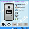 Home Security 220V Video Camera Wireless Doorbell 7users