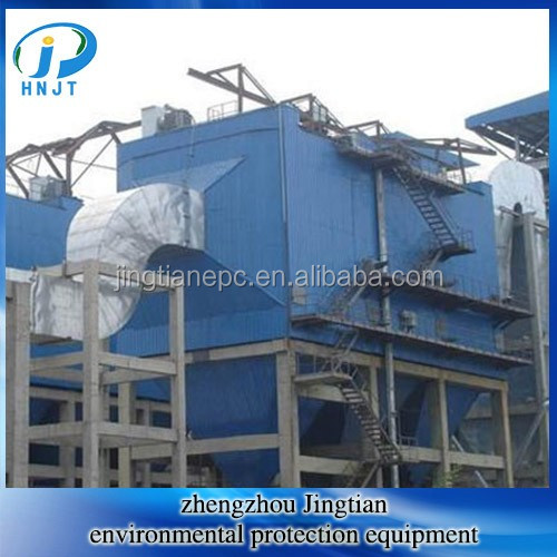 Baghouse quarry dust control equipment