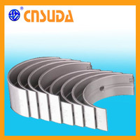 China engine bearing supplier fit for Toyota 3VZ-E main bearing connecting rod bearing