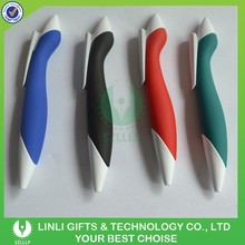 2015 Available Color Boat Shape Eco-Friendly Rubber Pen