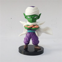 custom new cool high quality plastic mini dragon ball figure