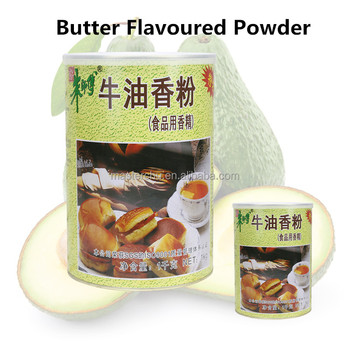 Hot Sale! Butter Flavour Powder Type of Milk Powder for baking product (stronger flavor/1kg)