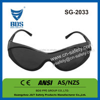 Cheap eyes protector sport safety glasses