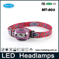 Modoking led hunting head lights hiking/mountain/camping headlamp
