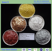 CAS 12001-26-2 high quality with good price ambar waterproof colourful hot sale 1-3mm mica for decoration