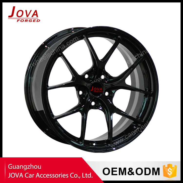 22 inch highlight black auto wheel and rim