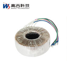 Toroidal Coil Structure and Power Usage step down transformer 220 to 110