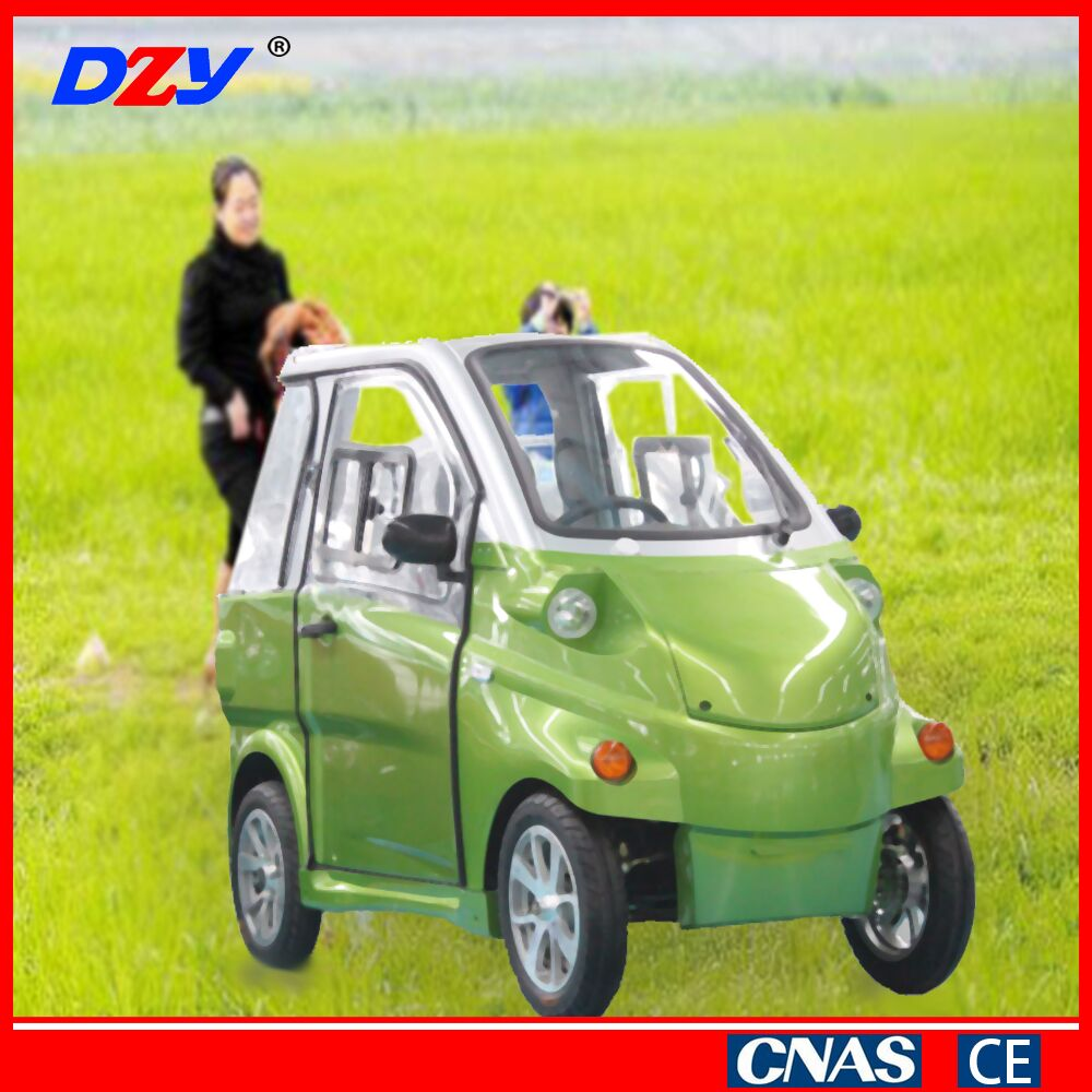 Mini electric four wheel car hot sale with CE EEC Certification Factory price