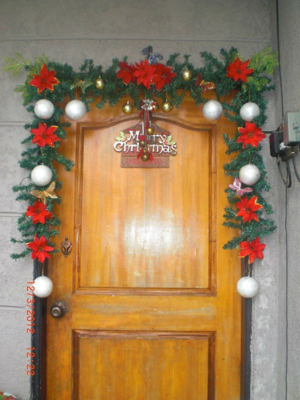 capiz christmas decor