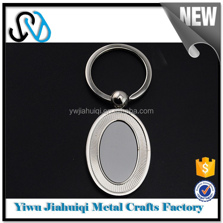 China products aluminum cheap custom keychain