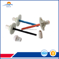 High tensile strength polyester geogrid anchor bolts m42