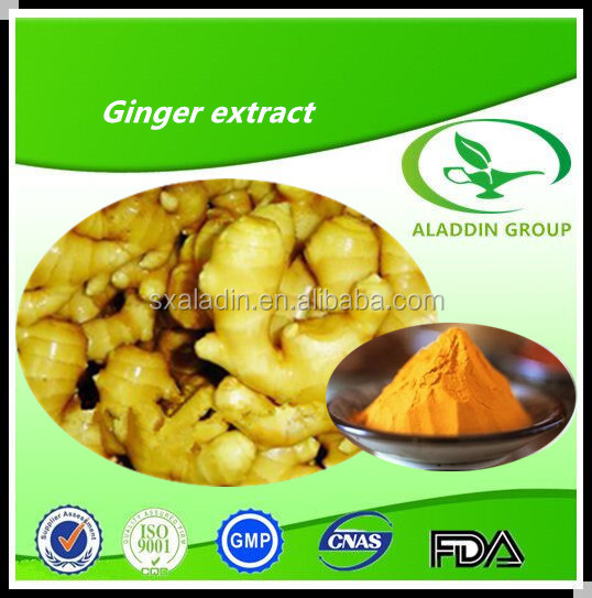 Pure Natural Ginger Root extract