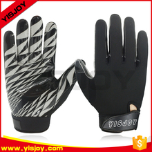 Top quality gear glove receiver custom design football gloves made in China