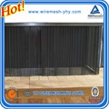 Spark guard curtain for fireplace screens