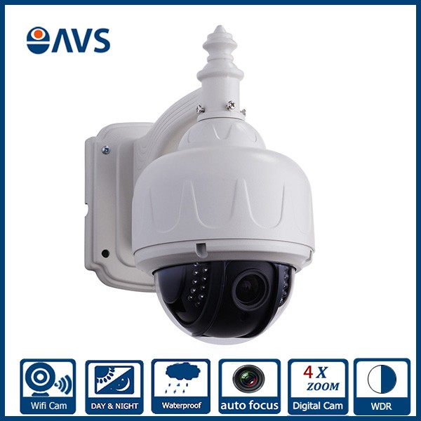 2016 New Style Waterproof IP66 Autofocus Infrared Night Vision Speed Dome Camera with <strong>Wifi</strong>