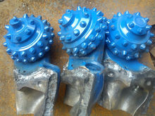 Roller cone cutters for core barrel/palm bits