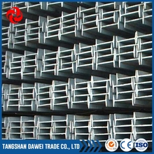 building materials galvanized steel i beam with best price