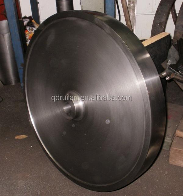 """25.5"""" in diameter flywheel for machinery"""