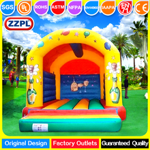 PVC material Adult baby bouncer /inflatable jumping castle for sale
