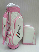 Cheap PU lady golf cart bag