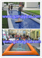 inflatable water slip slide infatable water slip slide for Skateboard inflatable water games
