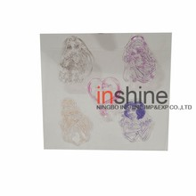 IN51329 Princess kids transparent custom clear stamp