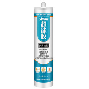 Ms Polymer Silicone Sealants Sealant For car windscreen