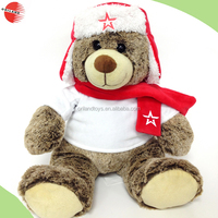 ICTI SEDEX factory Giant plush teddy bear toy