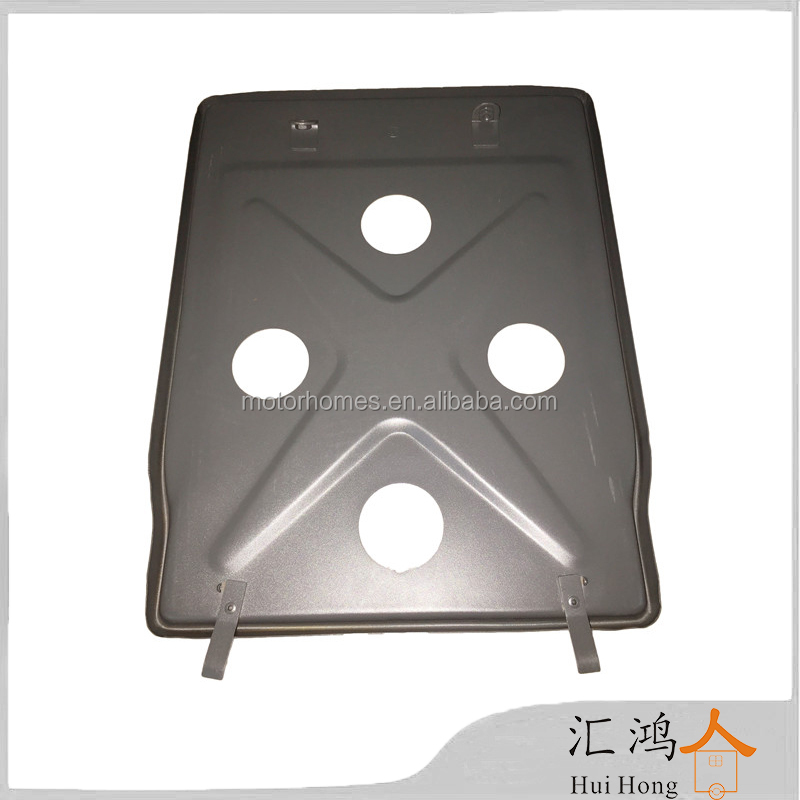 metal plate for the Auto Seat Cushion Pad