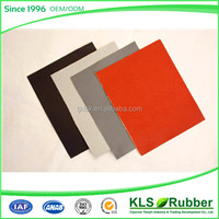 thin skid resistance waterproof rubber sheet