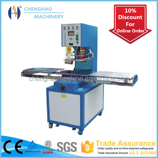 CHENGHAO Brand automatic car cushion embossing machine