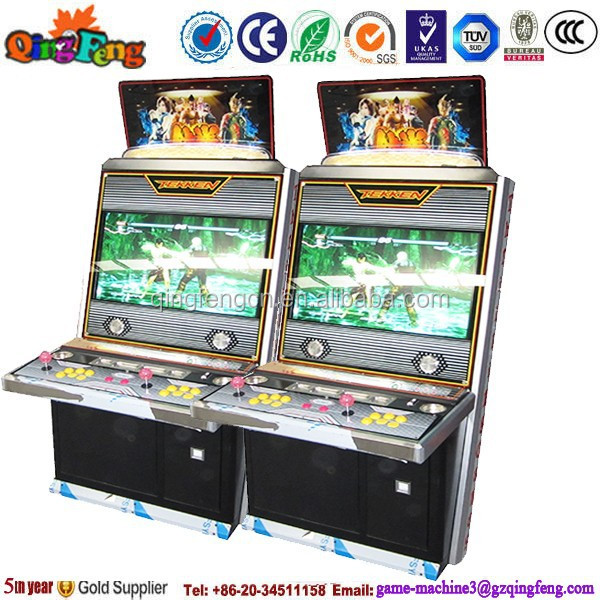 Amusement game mahcine arcade music machine indoor video game