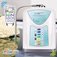 IT-380 Iontech kitchen equipment top alkaline water filter ionizer