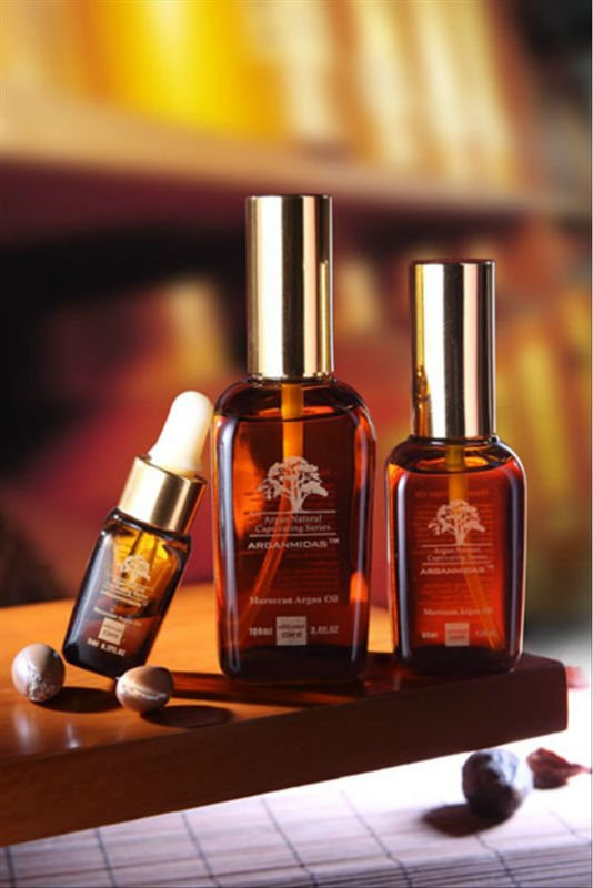 Wholesale cosmetics argan oil for hair loss treatment in india