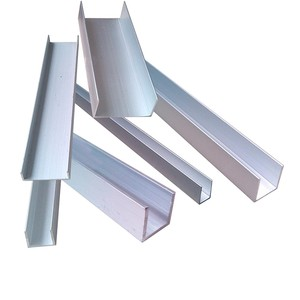 aluminum extrusion 6063 Profile housing channels for led strip light,u-profile
