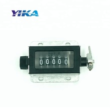 YIKA 0--99999 Mechanical Resettable Pulling Meter Counter