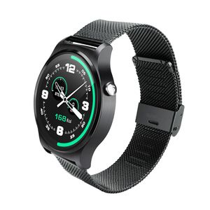 big screen watch phone, heart rate monitor bluetooth watch phone, IPS Touch Screen pocket watch cell phone