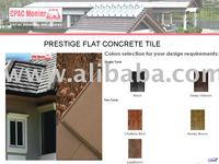 CPAC Prestige Roof Tile