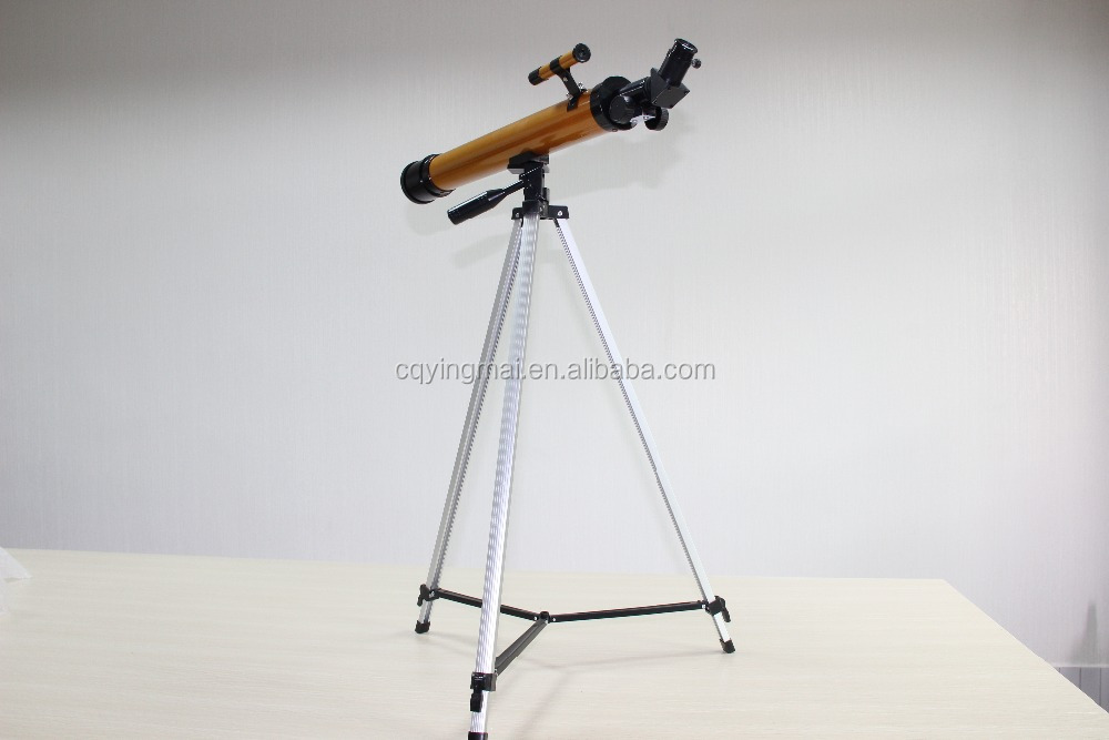 Professional Large Refracting astronomical Telescope long range