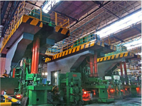 made by TMM steel rebar rolling machine/ high speed rolling mill/ top closed rolling mill